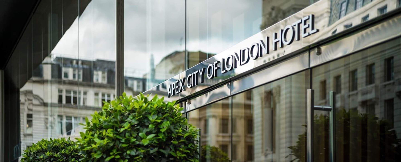 Apex hotels london