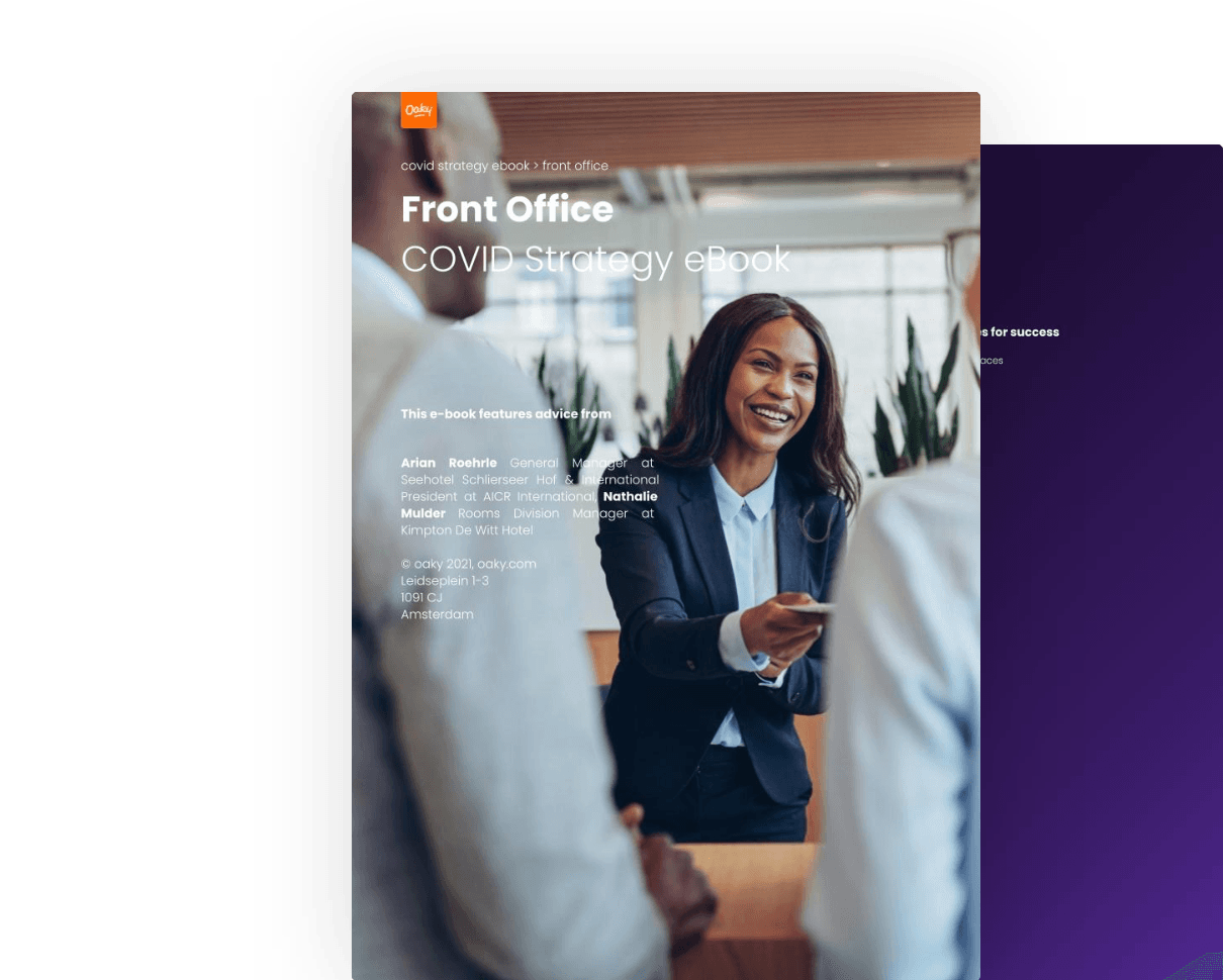 Covid 19 Strategy e Book Front office 2x