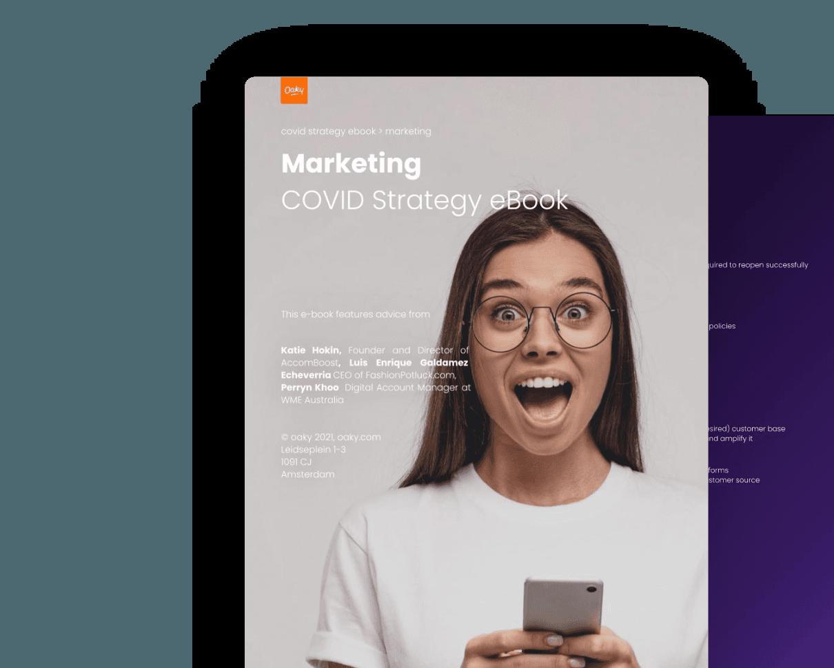 Covid 19 Strategy e Book Marketing 2x