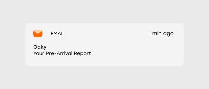 Pre Arrival Report 2x