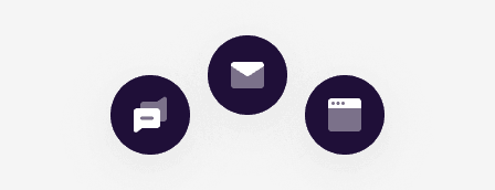 Timeline card icons
