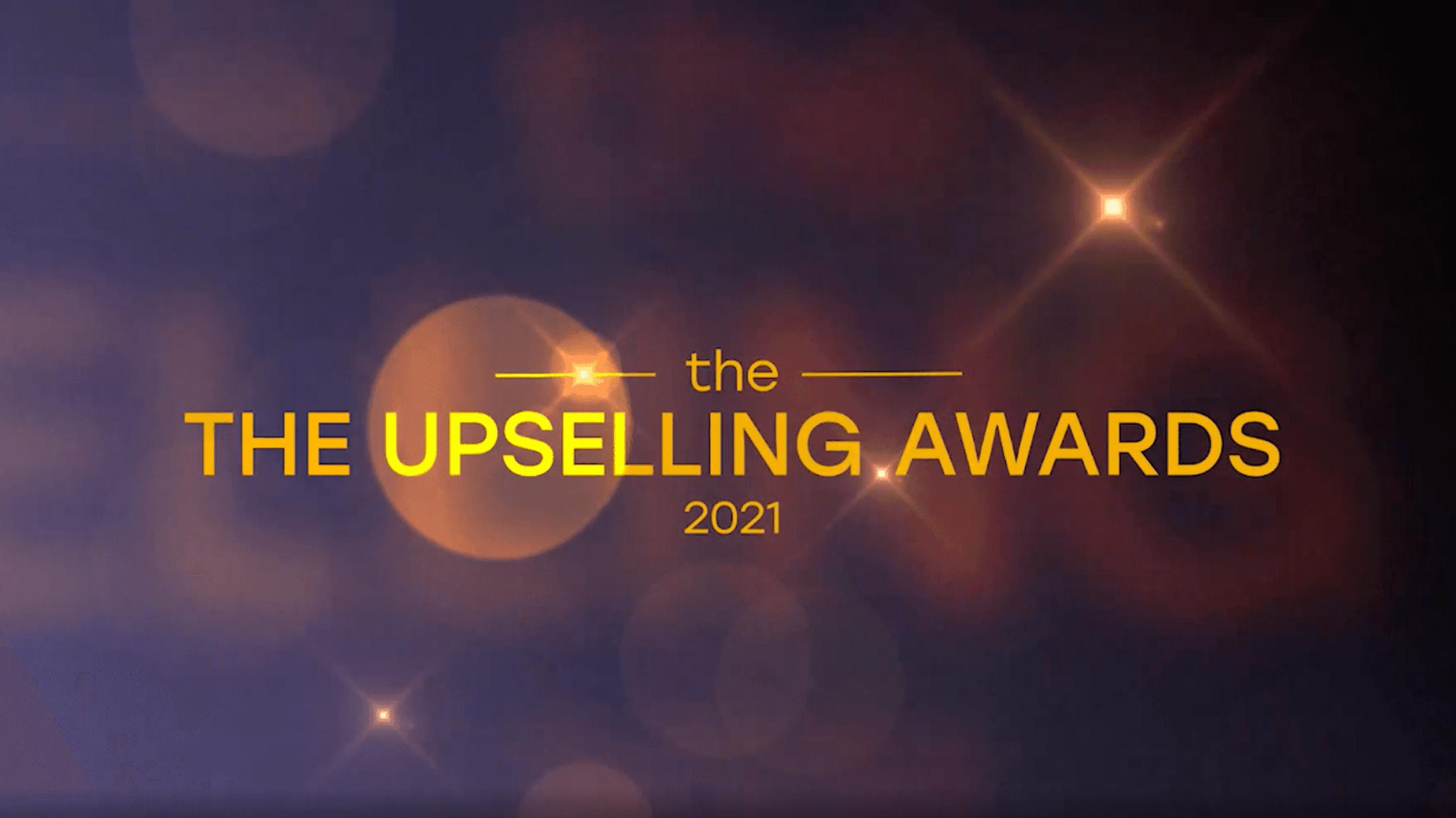 Upsell awards 21