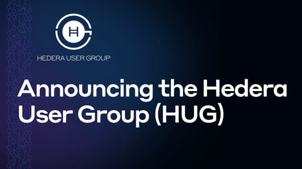 Hedera User Group Template Extract 1 001