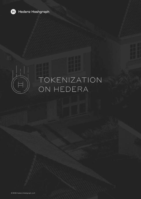Hedera  Tokenization 1 1