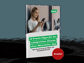 Quiply 10 Praxis Tippd für den erfolgreichen Einsatz einer Mitarbeiter App