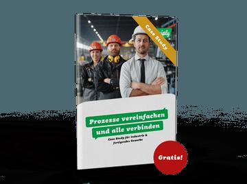 Quiply Mitarbeiter-App Case Study Industrie