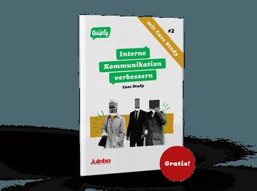 Quiply Case Study Julabo interne Kommunikation verbessern
