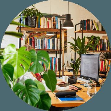 Büro Quiply Zweite Etage Sofa Sitzecke