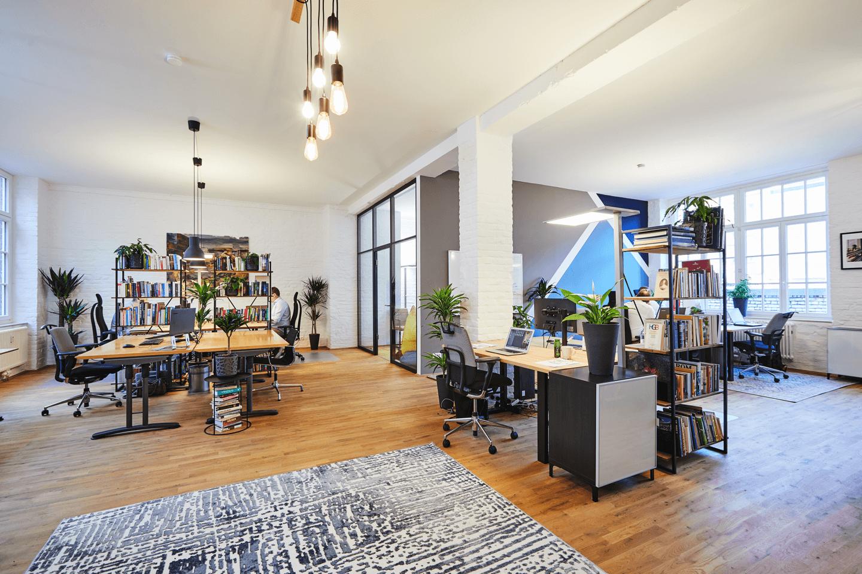 Quiply Erste Etage Büro Südstadt Köln
