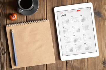 Quiply Mitarbeiter-App Kalender