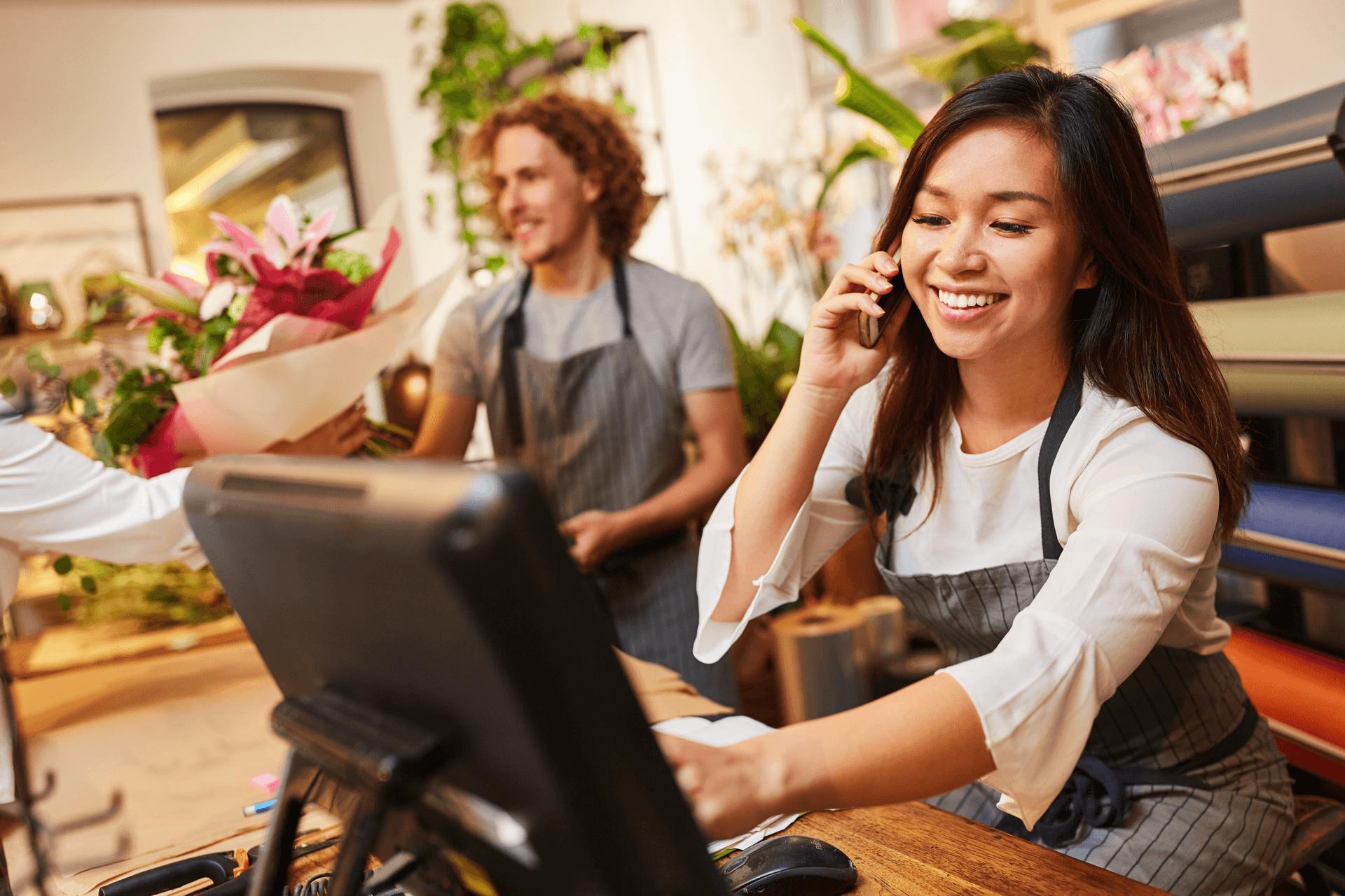 handel einzelhandel retail mitarbeiter app