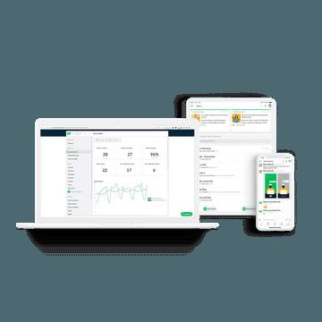 Mehrere-Screens-alle-geraete-mitarbeiter-app-mobil-oder-desktop-quiply-iphone-macbook-ipad