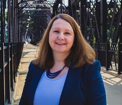 Photo of Heidi E. Benner