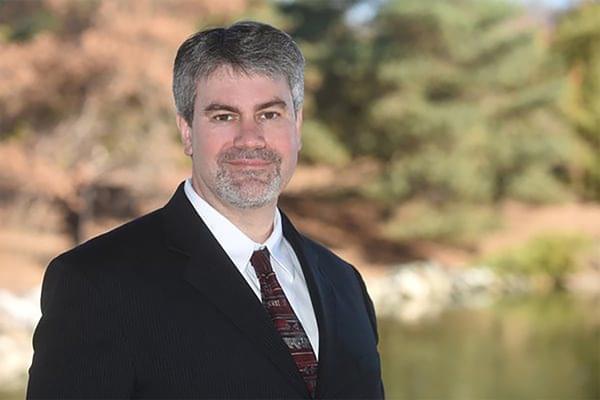 Photo of James (Dave) Walker, CFP®, AIF®
