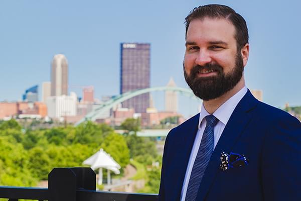Photo of John J. Binz, JD