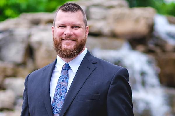 Photo of Nick Stebner, CFP®, CPWA®