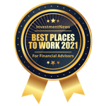 Best Places to Work for Financial Advisers 2021