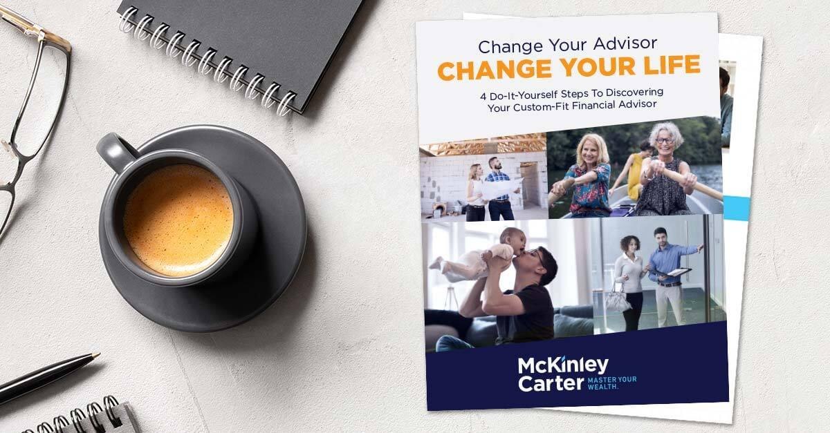 Finding Your New Financial Advisor Starts Here.