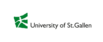 Logo of University of St.Gallen