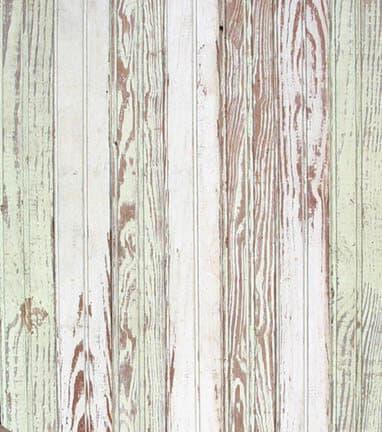 white bead board planks