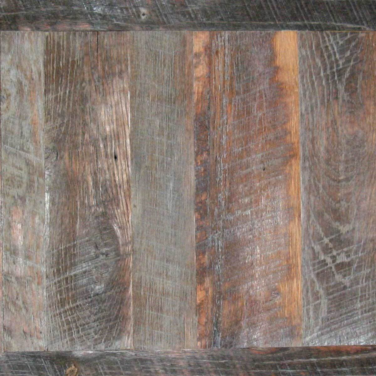 Castle Grey Character Oak wood finish by whole log lumber
