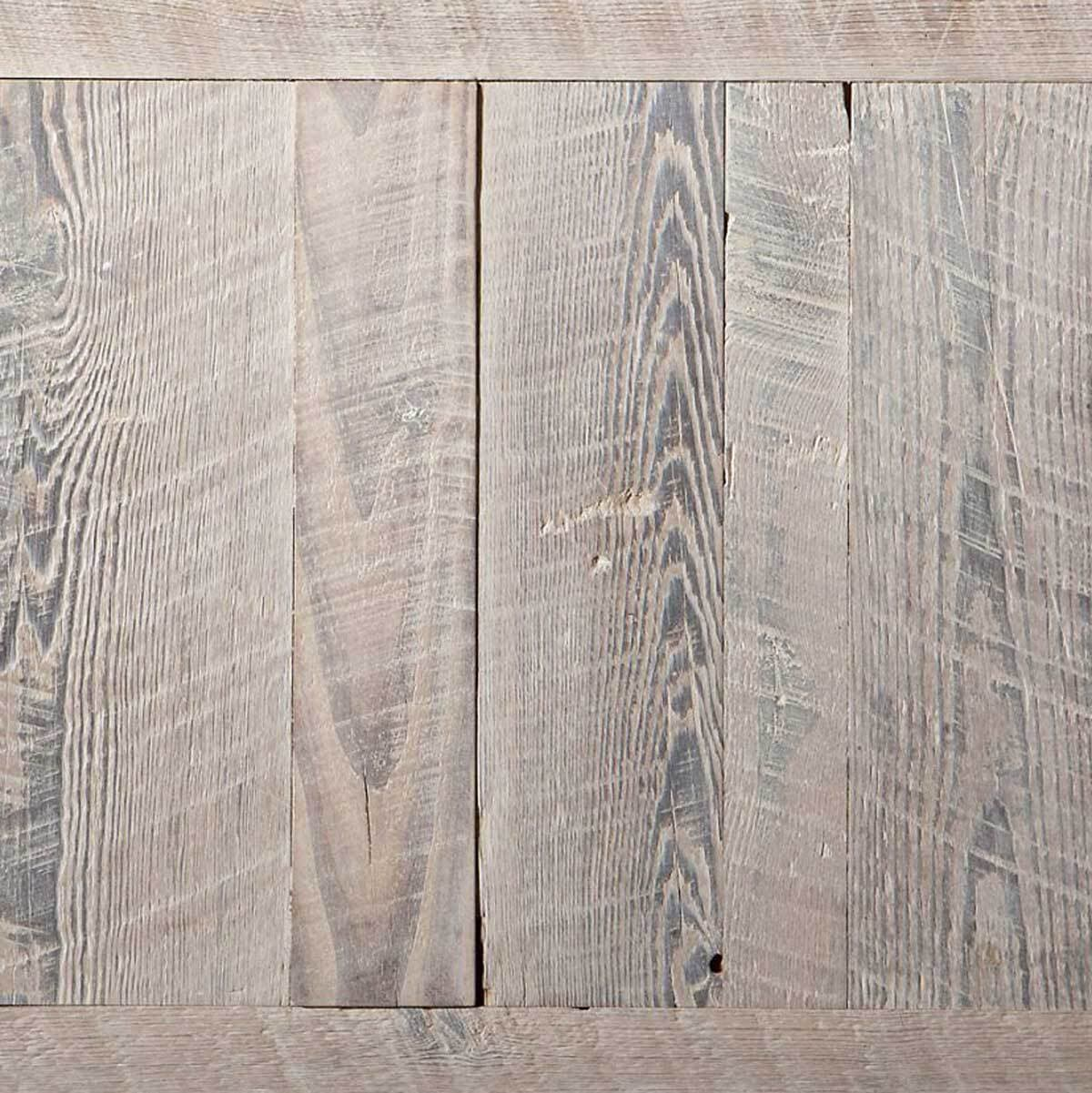 Character Heart Pine White wood finish by whole log lumber