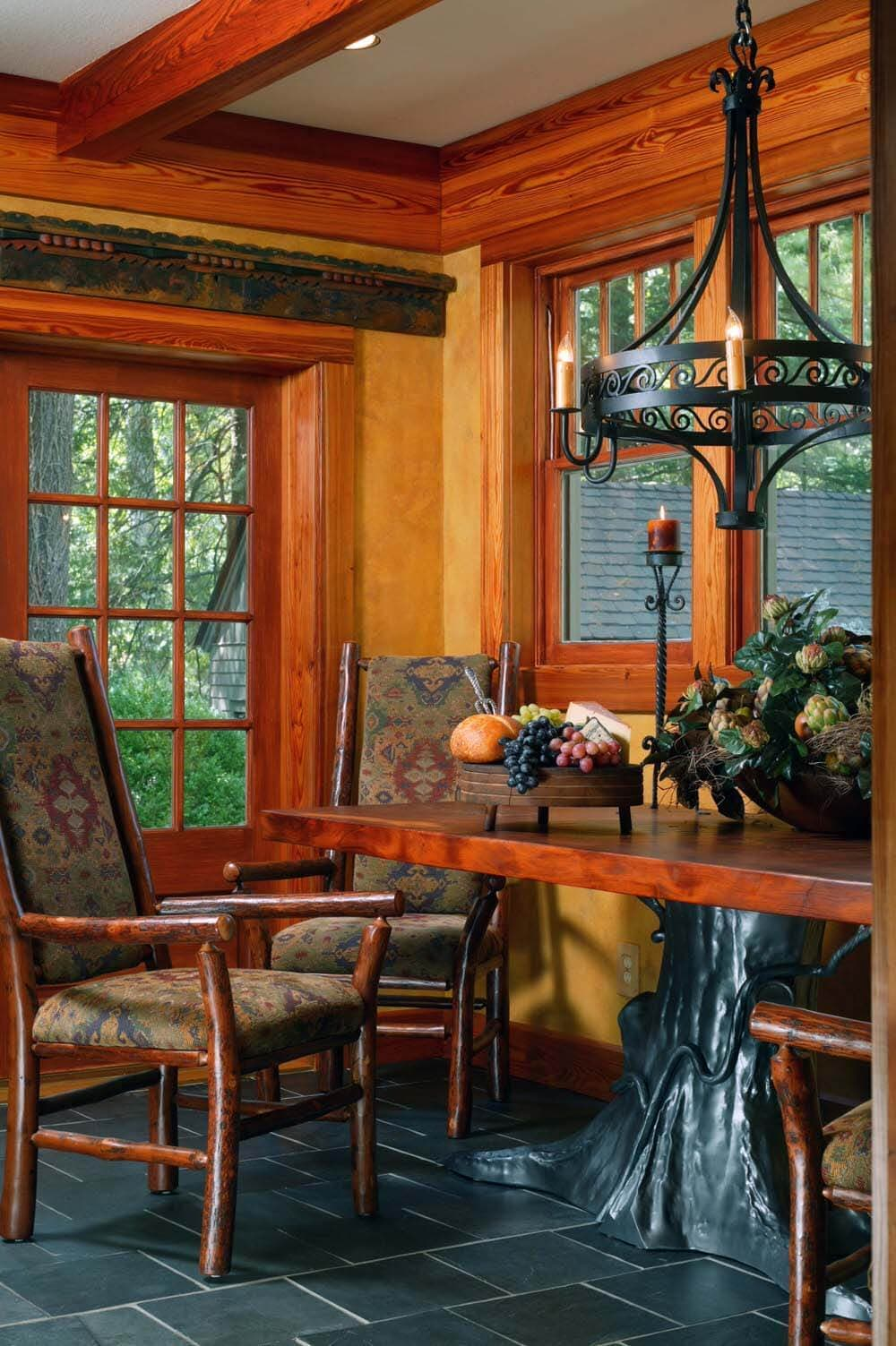 Antique Heart Pine Beams and Cornices in laurel park near hendersonville