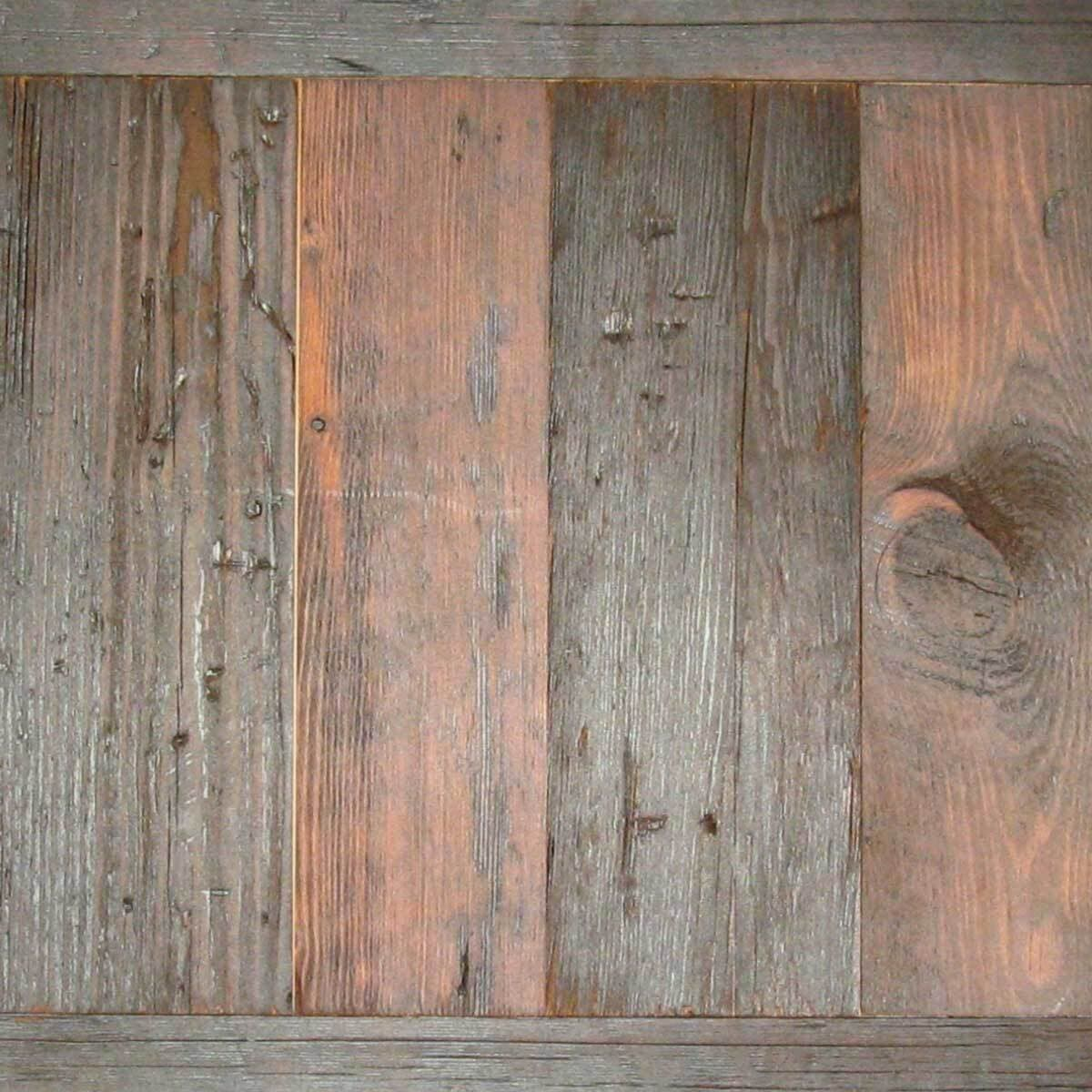 Rhode Island Brown Character Heart Pine finish by whole log lumber