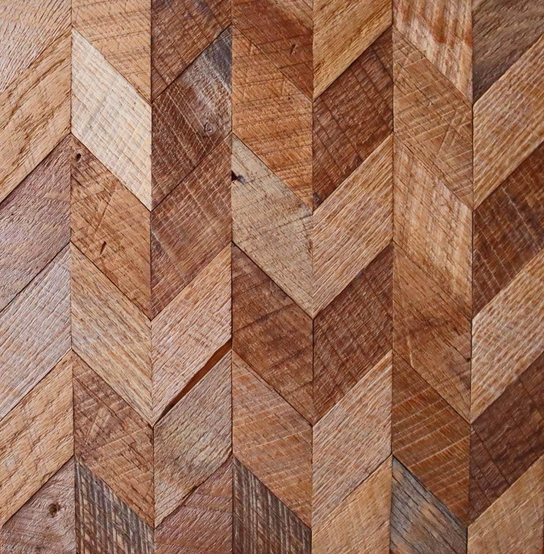 Small Chevron Engineered Tile