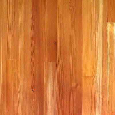 Heart pine flooring swatch