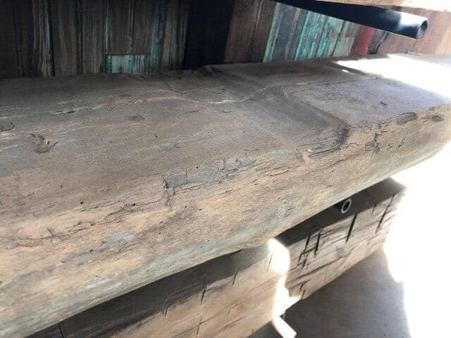 Rustic live edge mantels ready to ship out.