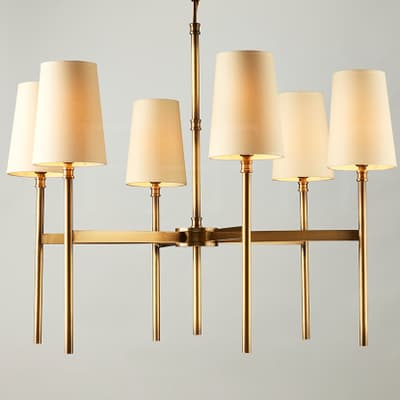 Ch72 Guinevere Chandelier S