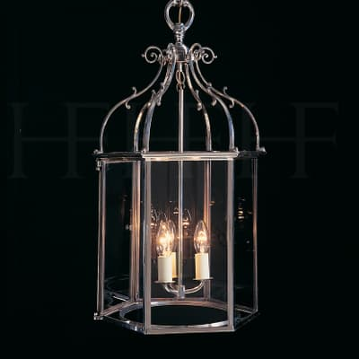 La13 English Hall Lantern Small S