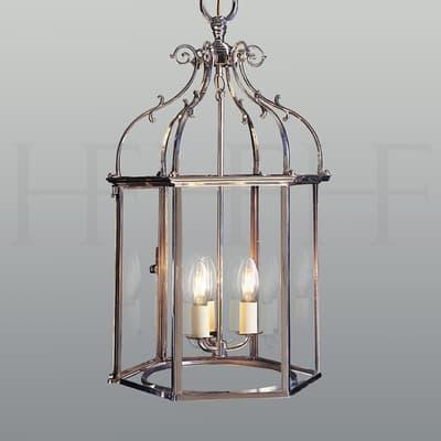 La14 English Hall Lantern Large S