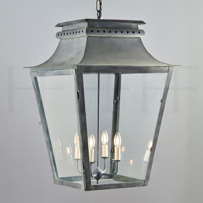 La93 Xl Zeus Hanging Lantern Extra Large S