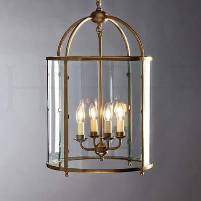 La96 S Beatrice Hanging Lantern Small S