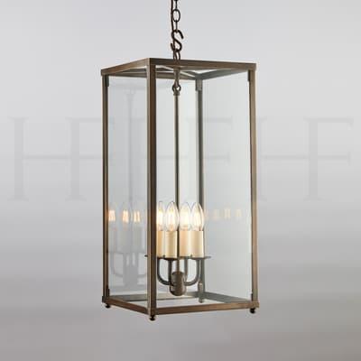 LA97 S Penant Box Lantern Small S
