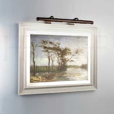 Pc10 Xl Celine 4 Frame Mounted Picture Light Abd S