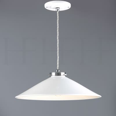 Pl300 M Lucia Pendant Bianco And Chrome Low Res S