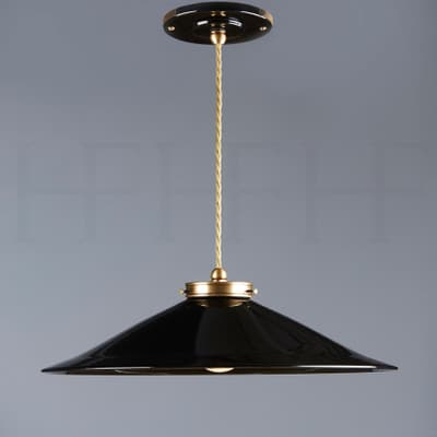 Pl300 M Lucia Pendant Nero And Antique Brass Low Res S
