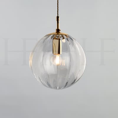 PL350 S Paola Pendant Small Clear S