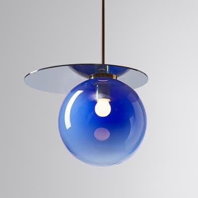 Pl409 Umbra Pendant Blue Blue S
