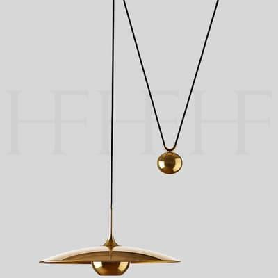 Pl95 M Onos 40 S Adjustable Pendant Lamp Side Pull S