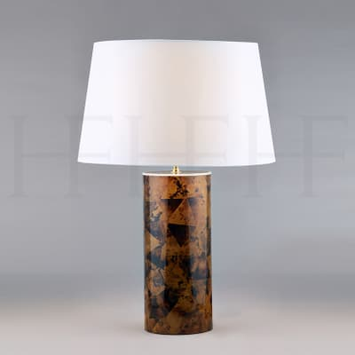 Tl154 Tiger Penshell Table Lamp S