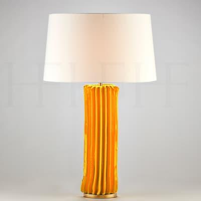 Tl172 Cactus Table Lamp Giallo S