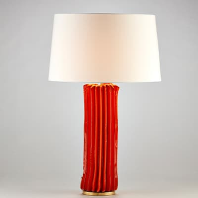 TL172 Cactus Table Lamp Rosso S