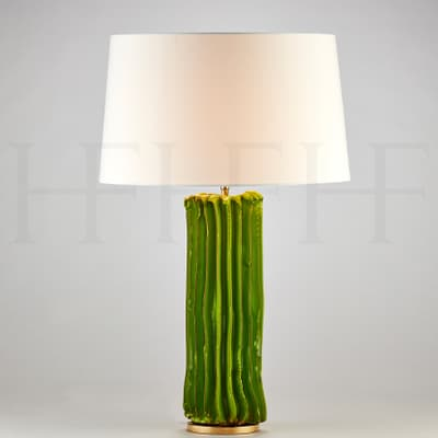 Tl172 Cactus Table Lamp Verde S