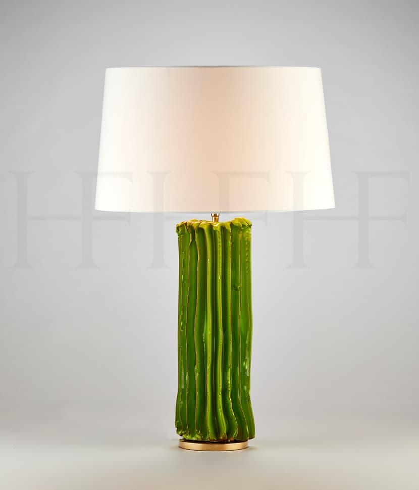 Tl172 Cactus Table Lamp Verde S