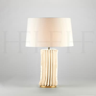 TL172 S Cactus Table Lamp Bianco Small S