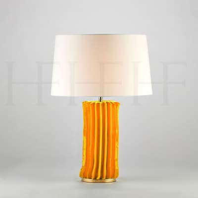 Tl172 S Cactus Table Lamp Giallo Small S